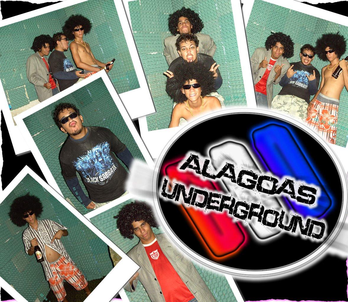 Alagoas underground - Tv