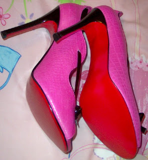 peeptoe miss sicily shoes