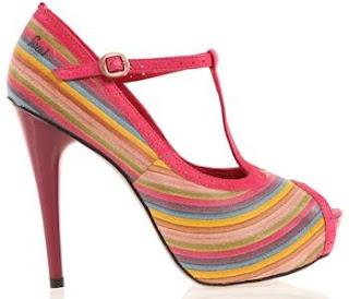 brandalley feud vanity shoes