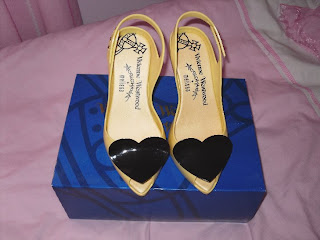 vivienne westwood lady dragon anglomania melissa shoes