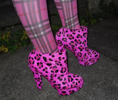 Senso Diffusion pink cheetah Wilma