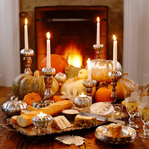 Fashionably Southern: Thanksgiving Centerpieces.