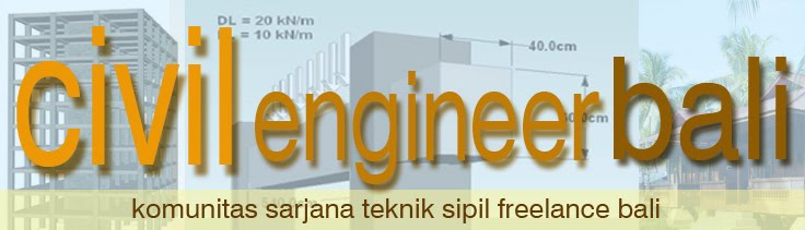Civil Engineer Bali