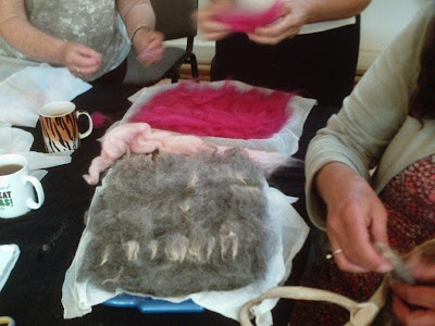 Textile Art Workshops With Jo McIntosh