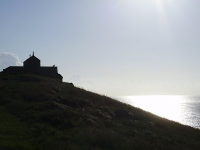 St Nicholas Chapel - The Island - St Ives Cornwall