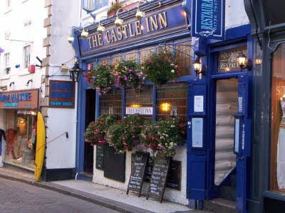 The Castle Inn - Fore Street St Ives Cornwall
