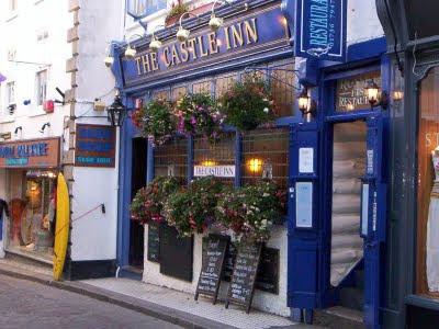 The Castle Inn - Fore Street St Ives Cornwall