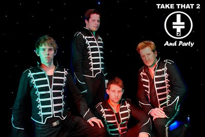 Take That 2 and Party - Guildhall - Saturday 14th August