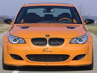 2007 Lumma Design CLR 500 RS BMW M5
