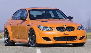 2007 Lumma Design CLR 500 RS BMW M5 2