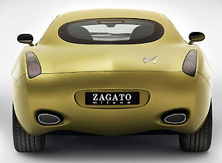 2007 Diatto by Zagato 5