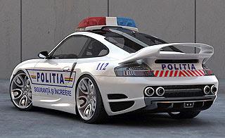 Porsche 911 996 Top Art Concept Design by Bogdan Urdea 8