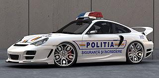 Porsche 911 996 Top Art Concept Design by Bogdan Urdea 7