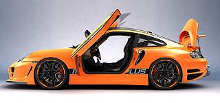 Porsche 911 996 Top Art Concept Design by Bogdan Urdea 4