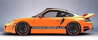Porsche 911 996 Top Art Concept Design by Bogdan Urdea 3