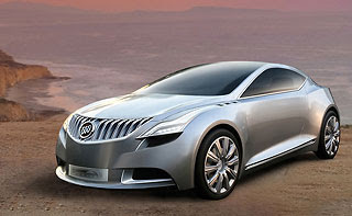 2007 Buick Riviera Concept Coupe 2