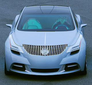 2007 Buick Riviera Concept Coupe 3
