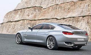 2007 BMW Concept CS 4