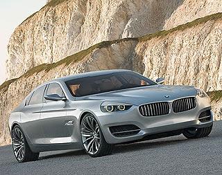 2007 BMW Concept CS 2