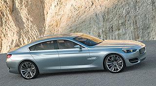 2007 BMW Concept CS 3