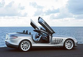 Mercedes-Benz SLR McLaren Roadster 6