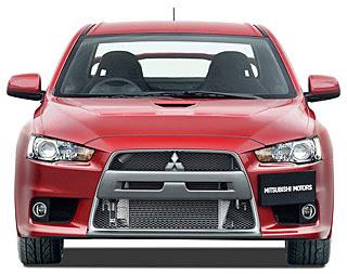 2008 Mitsubishi Lancer Evolution X 2