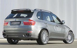 2007 Hamann BMW X5 E 70 3