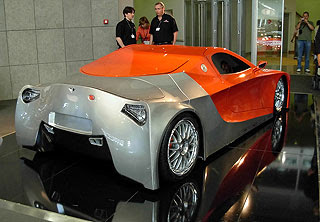 2007 Weber Sportscar 3