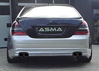 2007 ASMA Design Eagle II Mercedes-Benz S-Class 3