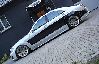 2007 ASMA Design Eagle II Mercedes-Benz S-Class 2