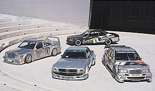 Mercedes-Benz AMG 40th Anniversary 3