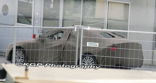 2009 Audi A4 Spy Photos 4