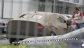 2009 Audi A4 Spy Photos 5