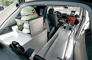 2007 Porsche Cayenne Emergency Vehicle 3