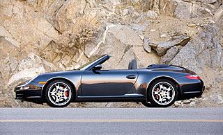 2007 Porsche 911 Carrera 4S 5