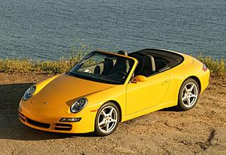 2007 Porsche 911 Carrera 2