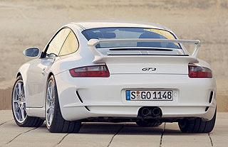 2007 Porsche 911 GT3 Photo 4
