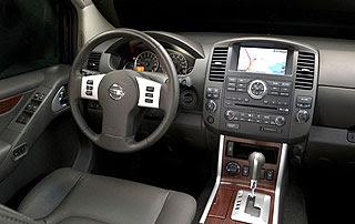 2008 Nissan Pathfinder V8 2