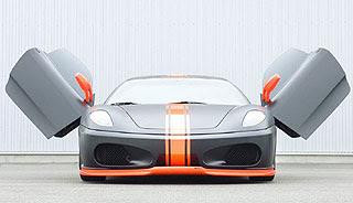 Hamann Ferrari F430 Black Miracle 3