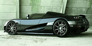 Koenigsegg 3