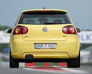 2008 Volkswagen Golf GTI Pirelli 3