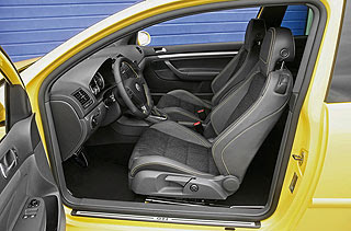 2008 Volkswagen Golf GTI Pirelli 4