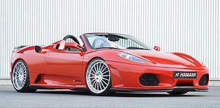 2007 Hamann Ferrari F430 Spider 2