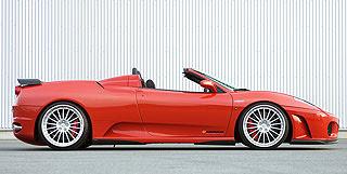 2007 Hamann Ferrari F430 Spider 3