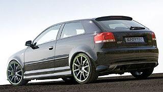 Sportec Audi S3 2