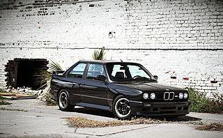 1988 BMW e30 M3 2