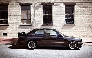 1988 BMW e30 M3 3