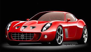 Vandenbrink Ferrari 599 GTO