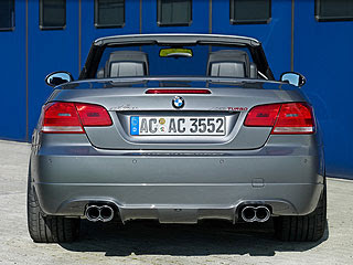 BMW 3 Series Cabriolet 5