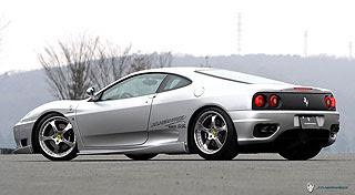 2007 JNH Ferrari 360 Modena 4